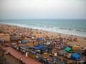 Puri beach, thumbnail