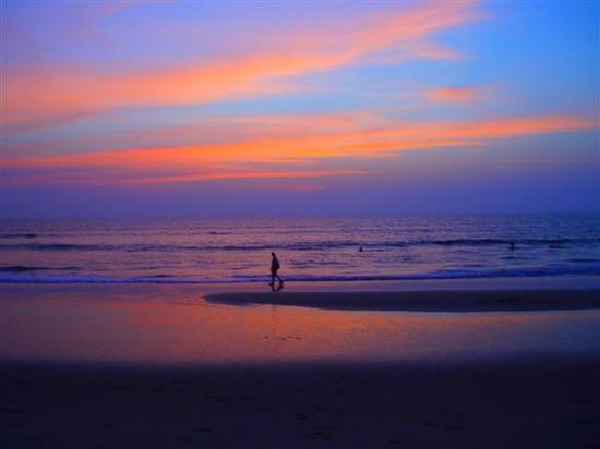 Arambol sunset