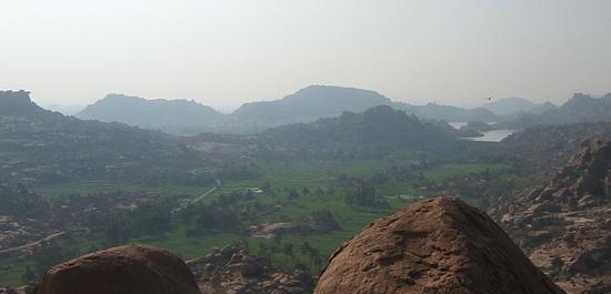 Hampi, Karnataka, mountains