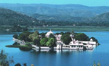 Jag Minder, Udaipur, India, Lake Pichola