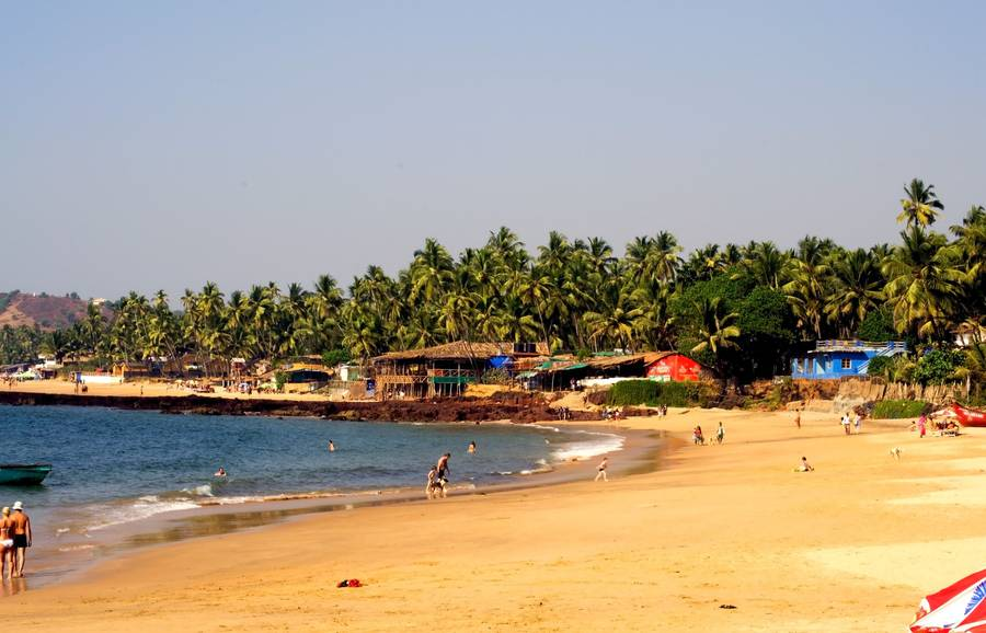 Anjuna Beach Goa, India Beaches