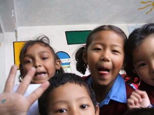 India Travel Blog, Children at school