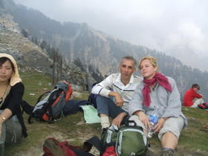 India Travel Blog, Trek to Triund and beyond