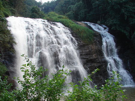 Abby falls in India, waterfall in India