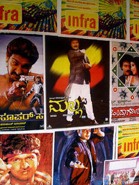 Bollywood Film Posters