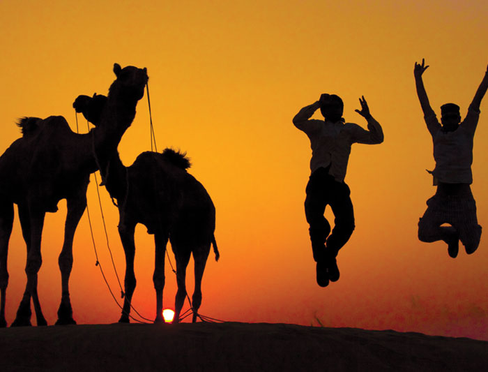 Camel Adventure, pushkar honeymoon