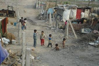 Child poverty in India