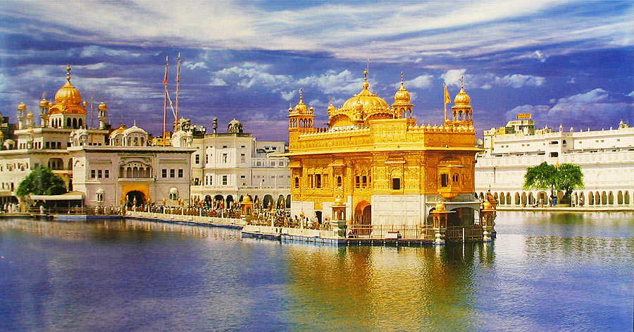 Golden Temple, Monument