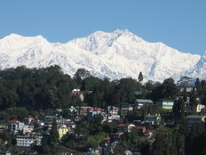 Darjeeling honeymoon mountains