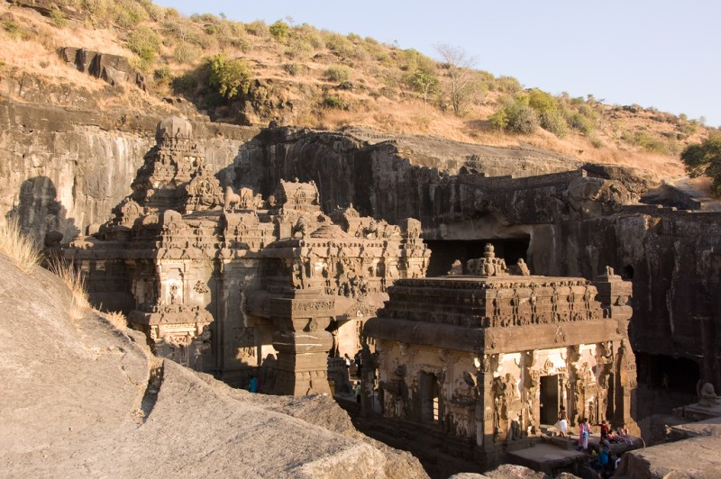 Monuments of india, Ellora Caves