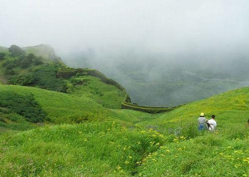India monsoon travel