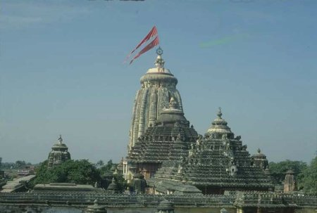 The Jagannath Temple, orissa