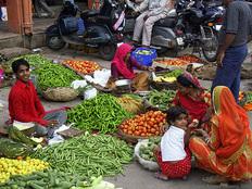 Market in jaipur