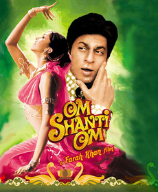 Om Shanti Om, Poster