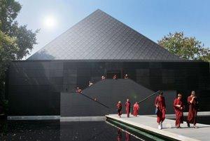 Osho Auditorium, Osho meditation resort