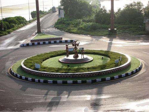 Panaji Circle