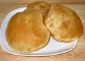 Puri mini, Indian bread recipes