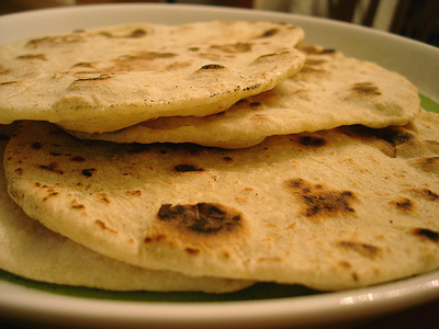 Roti, Three roti, Indian bread recipe, Roti recipe