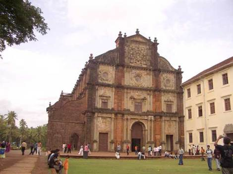 Old Goa Church, Se cathedral