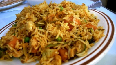 Vegetable rice recipe, Indian Vegetable rice, Indian Rice