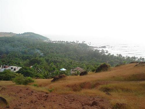Village view of sea