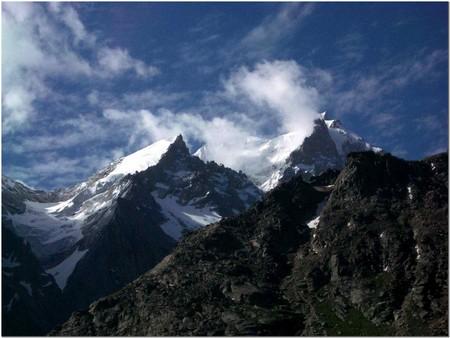 Manali, view from manali, manali mountains