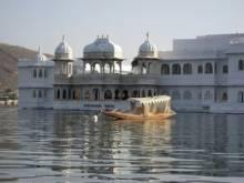 Udaipur Lake palace, Palace, Udaipur, Lake Pichola