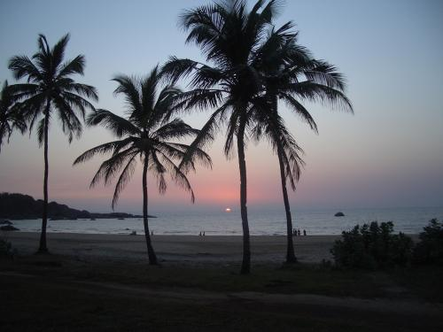 Agonda Beach Sunset