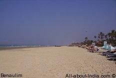 Benaulim Beach, Goa