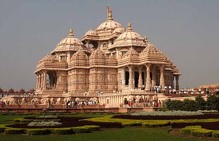 Ancient India, Temple, Akshardham