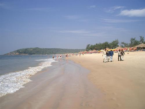 Baga Beach 1