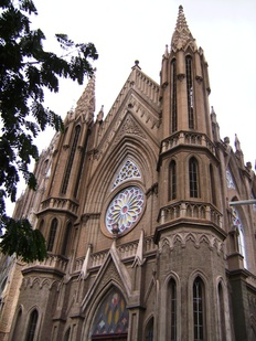 Cathedral in Mysore