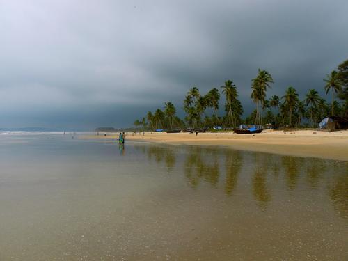 Goa Beach Colva, Colva beach
