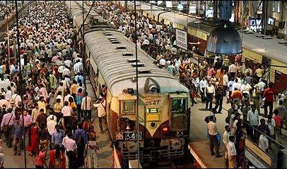 India Railway Station, India train