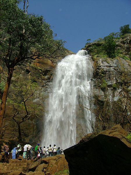 Kolli Hills Waterfall
