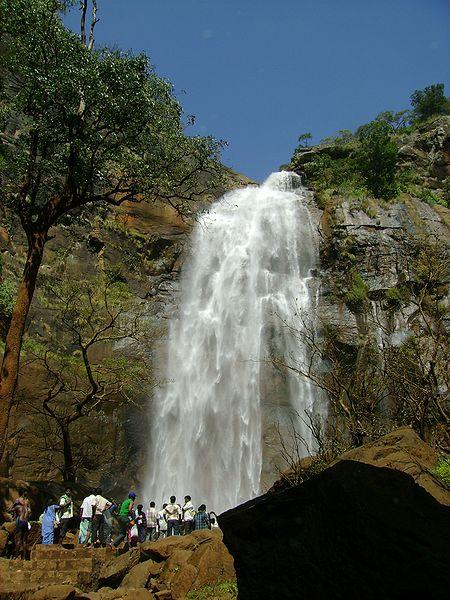Kolli Hills Waterfall