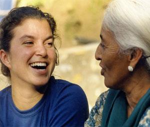 Volunteering in india, teaching