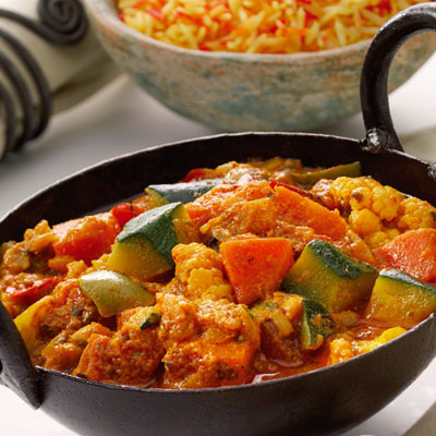 Simple vegetable curry, Indian vegetable curry