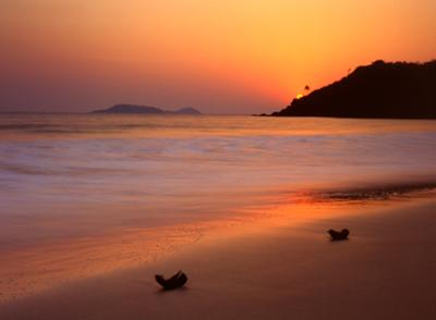One Beautiful Goa Sunset!